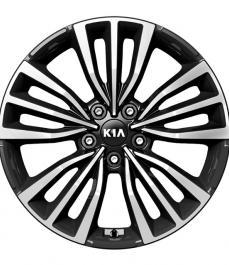 Легкосплавний колісний диск передній (кіт) 8.0Jx18; 225/45 R18