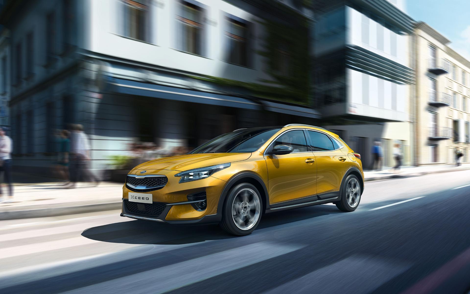 Kia XCEED визнаний автомобілем року в Польщі