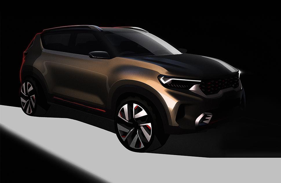 Kia готує для Індії новий компактний SUV